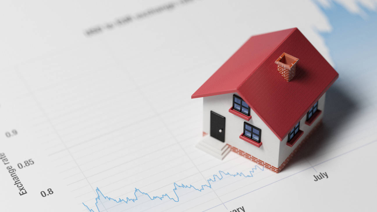 Calculating the market value of a house