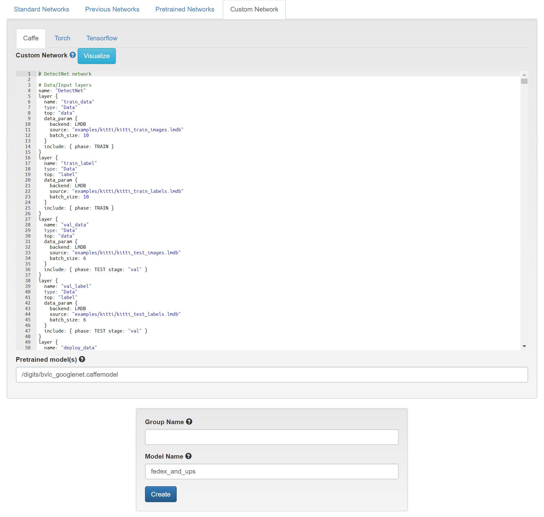 Training a Custom Multiclass Object Detection Model Using