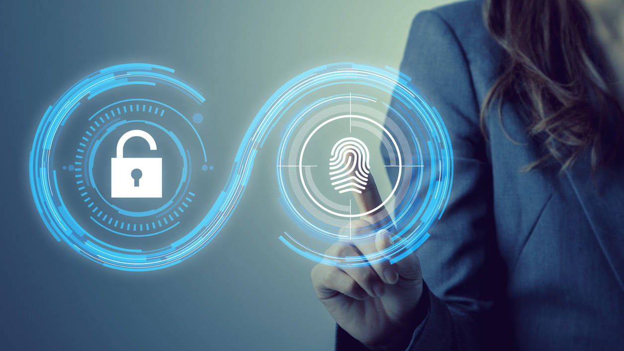 unlocking devices with a fingerprint